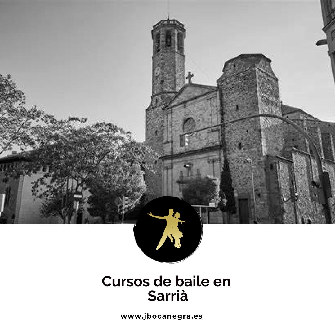 Clases de Salsa bachata y Bailes de Salón en Sarrià