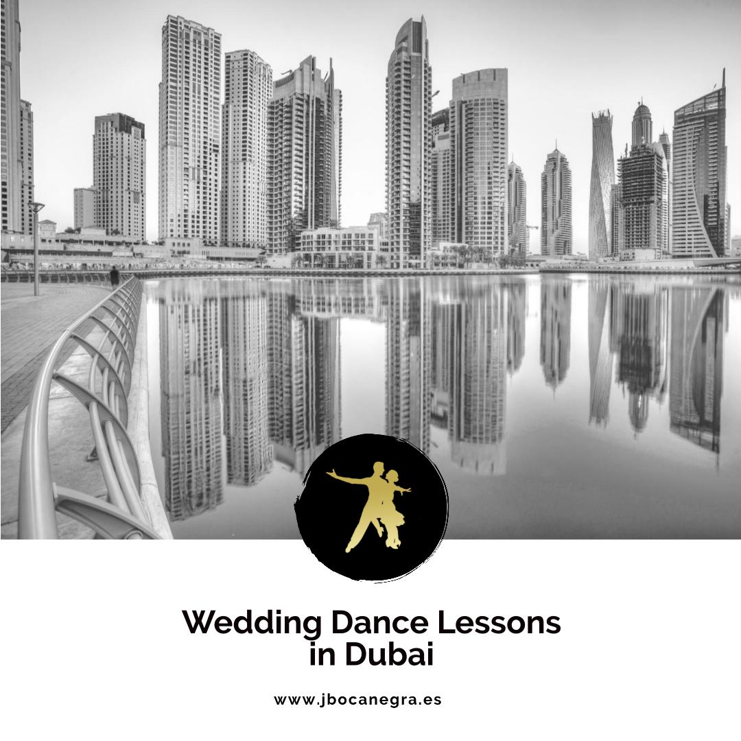 Wedding Dance Lessons in Dubai